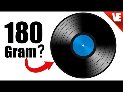 Does Vinyl Weight Matter? Mp3