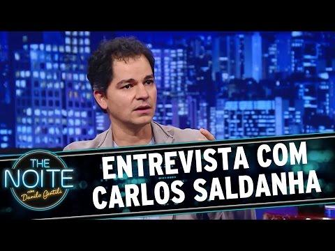 The Noite (15/12/15) - Entrevista Carlos Saldanha