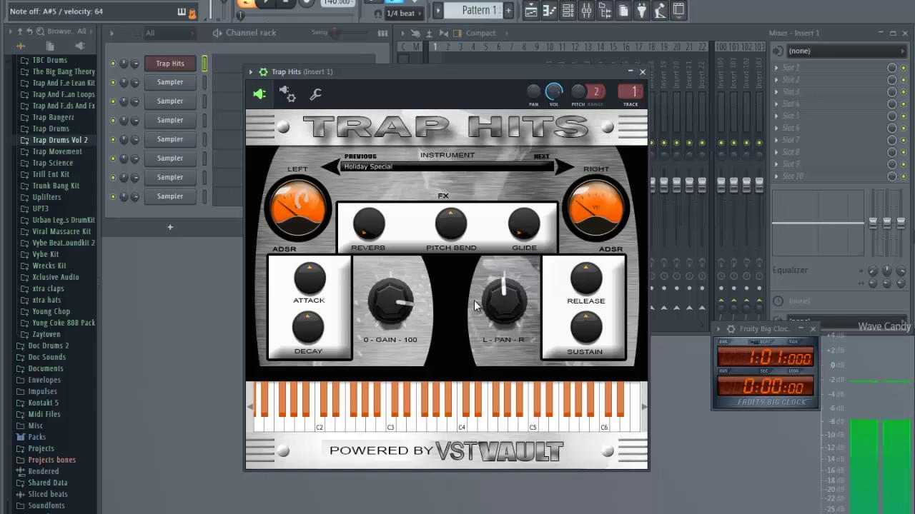 Orch hit vst