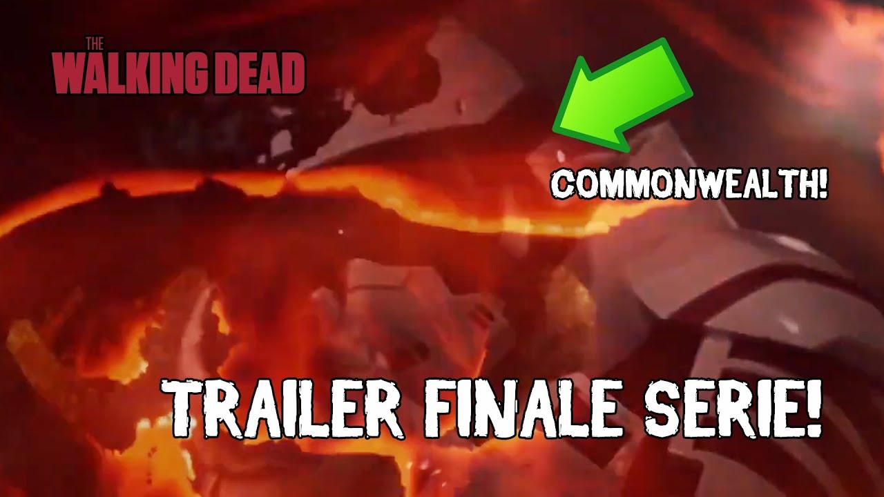 The Walking Dead 11 Trailer ITA - ECCO IL TRAILER DELLA STAGIONE FINALE! ANALISI COMPLETA! 😭
