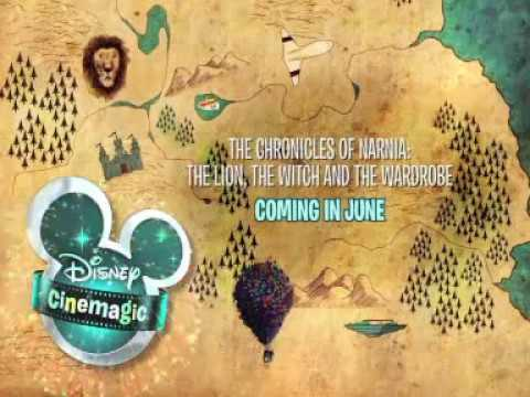 Disney Cinemagic UK - THE CHRONICLES OF NARNIA: THE LION, THE WITCH AND THE WARDROBE - Promo