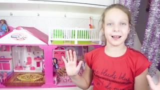 Домик для  Барби-Самая большая игрушка для Барби