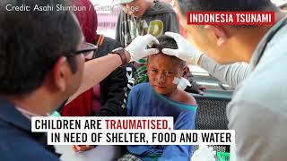 Kinderen op Sulawesi hebben hulp nodig