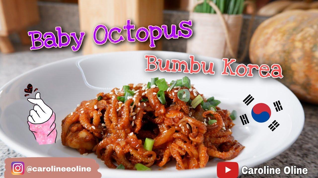 Resep Masak Baby Octopus Gurita Ala Korea Babyoctopus Babygurita Resepgurita Youtube