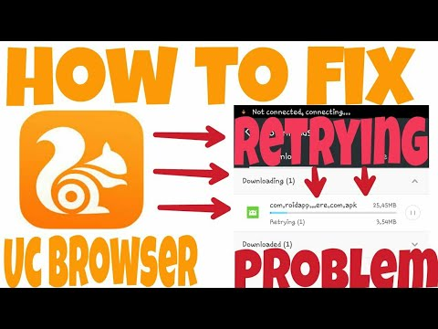 How to resume uc browser download files