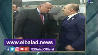 أحمد موسي: أمير قطر طلب لقاء السيسي بأمريكا ..والرئيس رفض .. فيديو