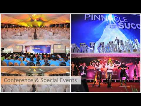 Events Company In Singapore - Event Management Planner | I-VOX