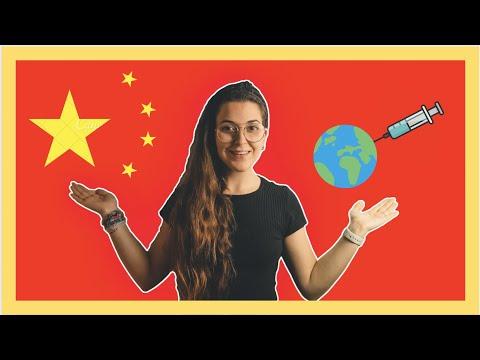 La VACUNA CHINA contra el CORONAVIRUS