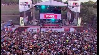 Axwell @ EXIT - Watch The Sunrise & I Found You LIVE