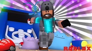 ARCADE + MANAPHY + SHINY DITTO HUNTING!!! | Pokémon Brick Bronze [#72] | ROBLOX LIVE