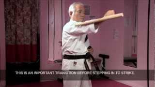 Eihachi Ota   Tunfa   Kobudo Instructional Video [Preview Clip]