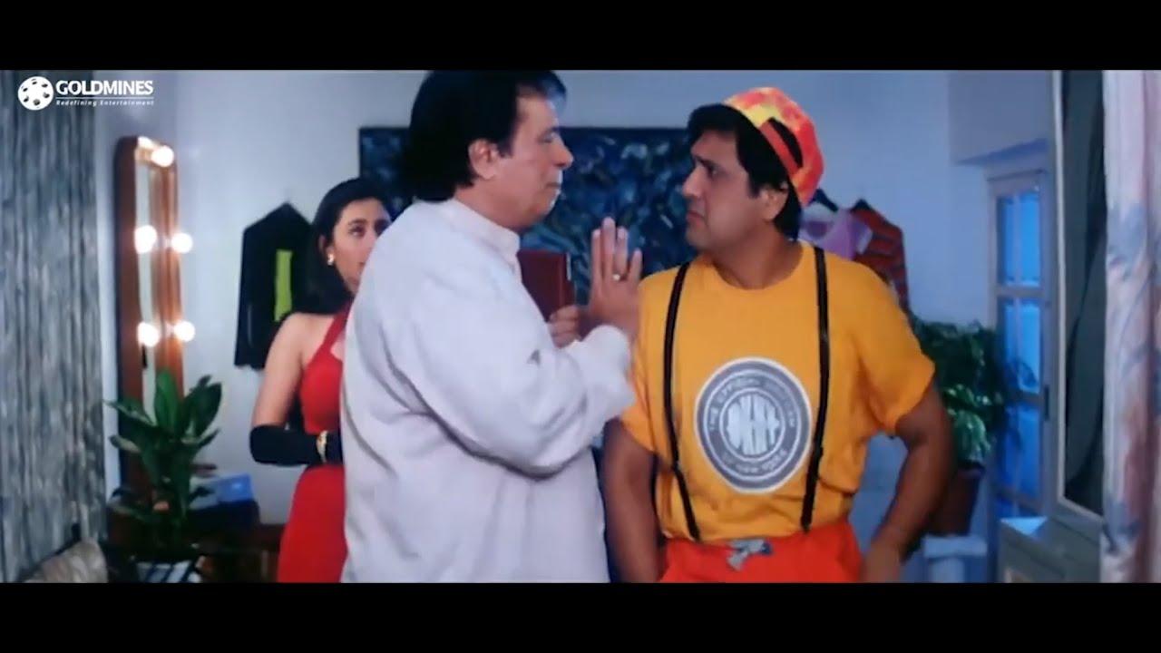 Download गोविंदा और कादर खान की मजेदार कॉमेडी वीडियो। चलो इश्क़ लड़ाये फिल्म का कॉमेडी सीन