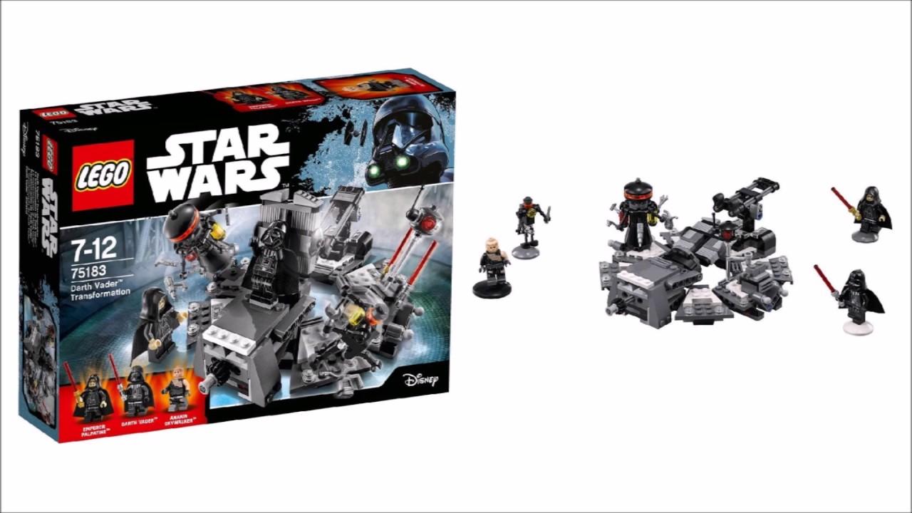 LEGO Star Wars Summer Wave 2017