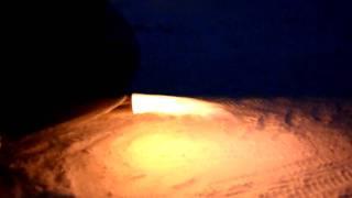 Pontiac LeMans  exhaust flames
