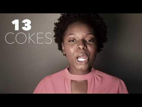 13 COKES and a side of freedom, a spoken word by Tinasha LaRayé