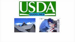 USDA Update! - What repairs can be financed with a USDA loan?