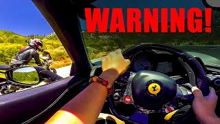 NEED FOR SPEED IN REAL LIFE !! WARNING !! *DO NOT ATTEMPT*