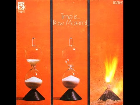Raw Material, Time Is 1971 (vinyl record)