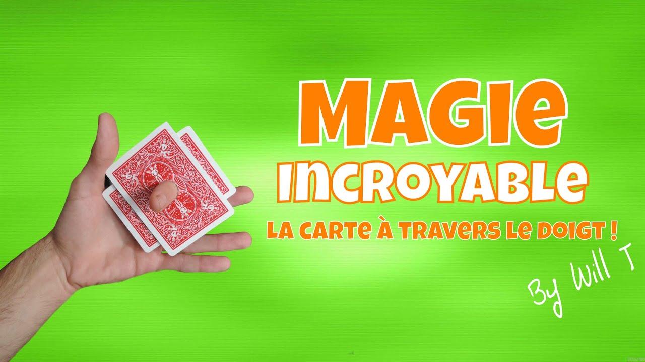 tour de magie carte gratuit explique