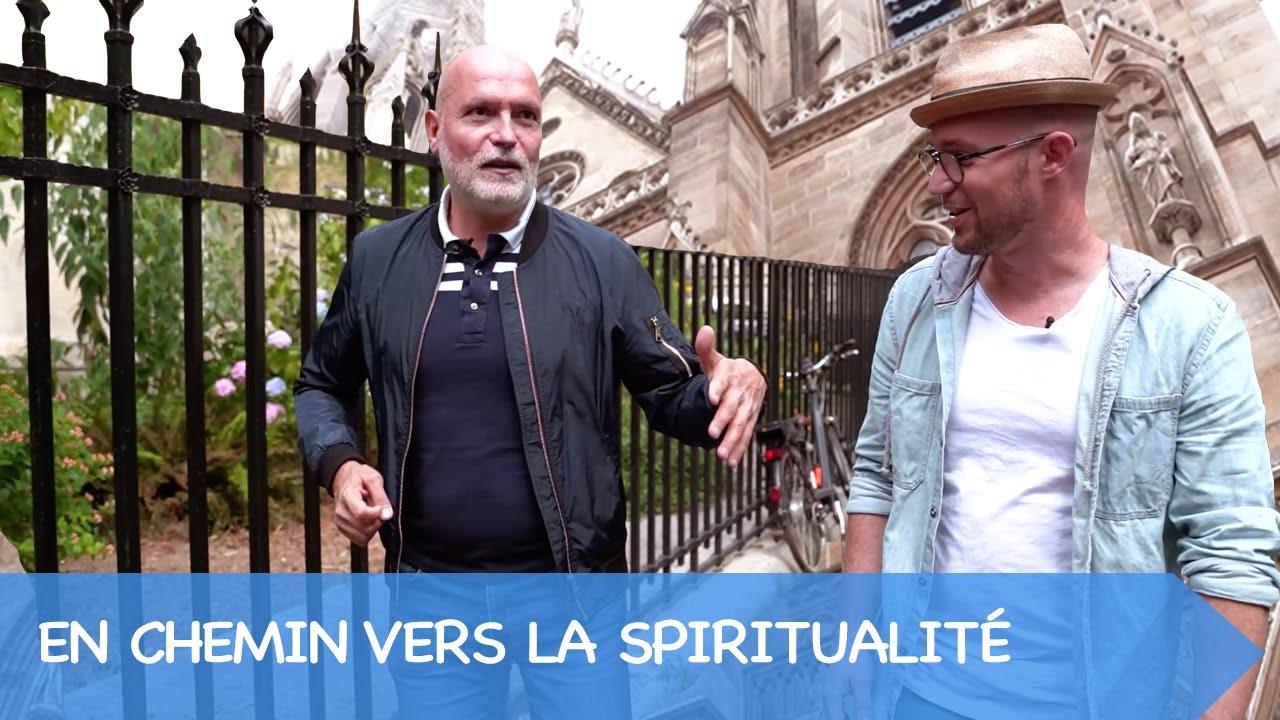 UN CHEMIN VERS LA SPIRITUALITÉ - (Des messages pour Michaël)