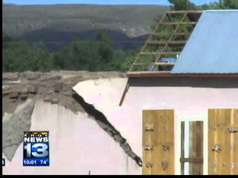Catholic Churches Crumbling