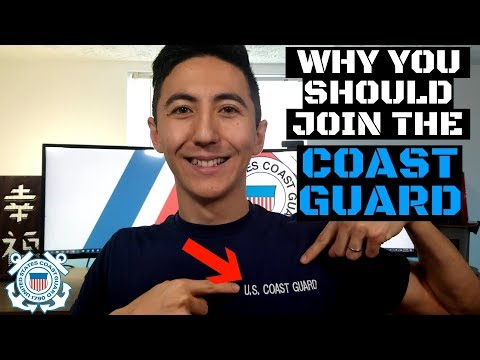 Top 5 Reasons to Join the Coast Guard (2019)