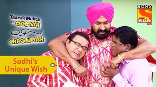 Your Favorite Character | Sodhi Squishes Bhide And Iyer's Necks  | Taarak Mehta Ka Ooltah Chashmah