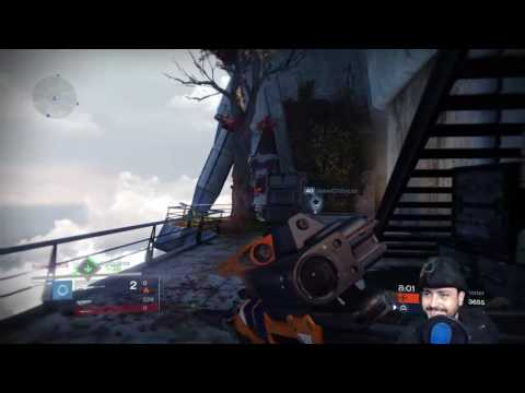 Destiny Live [9] Happy 4rth of July, Iron Banner! R3D Show