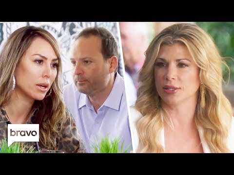 Alexis Bellino Returns & Kelly Dodd Reaches Out To Her Estranged Brother | RHOC Highlights (S14 E10)