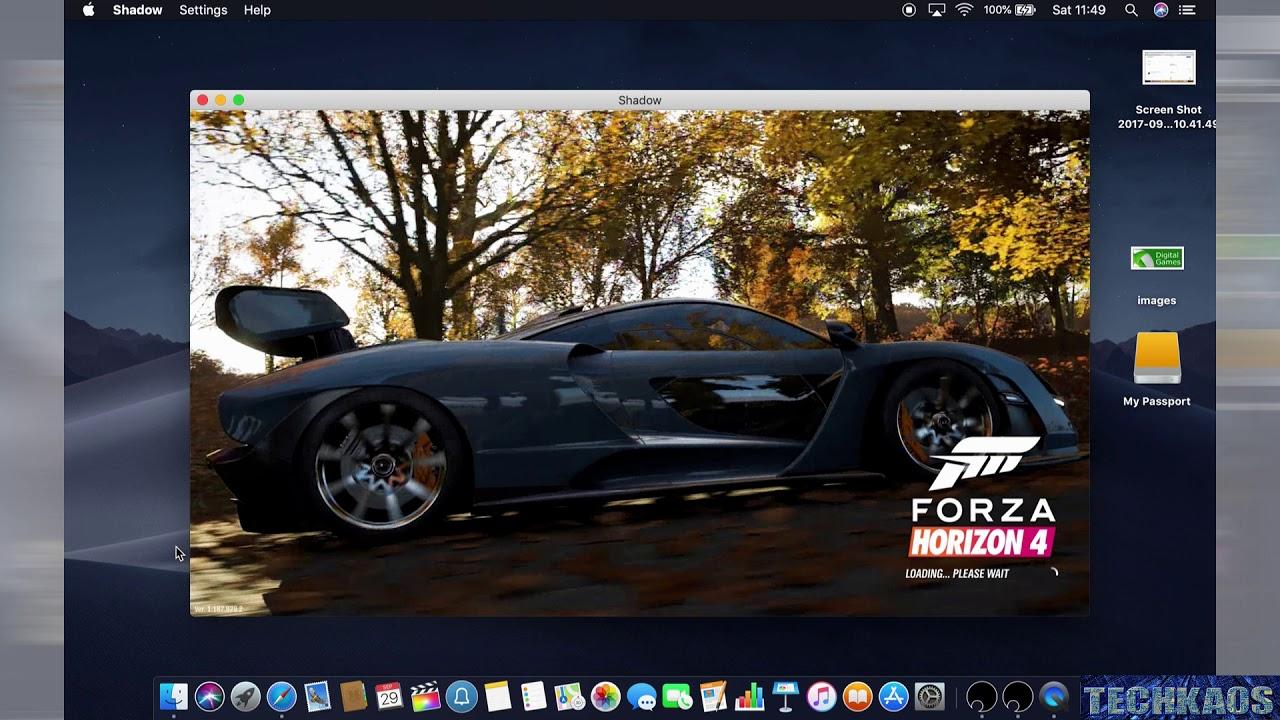 forza horizon 4 mac free download