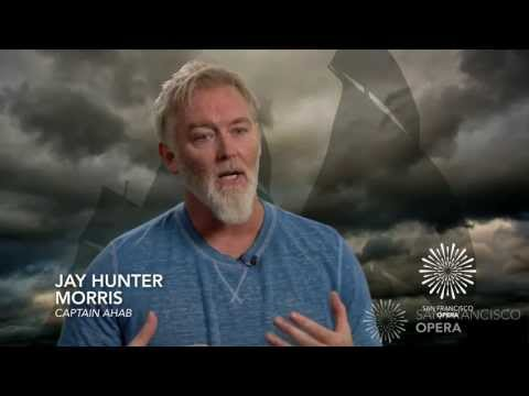 Moby-Dick Interview Ahab: Jay Hunter Morris