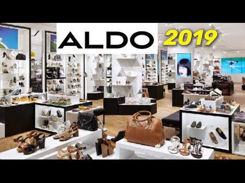 ALDO SHOES* COME WITH ME ON MY WORKPLACE | PURSE| ACCESSORIES