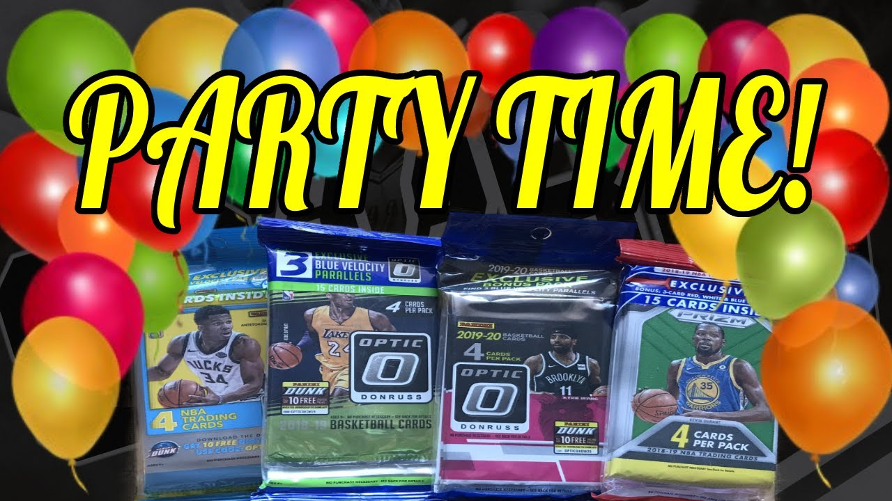 🎉 INSANE VALUE on these CELLOS 🎉 Spoiling Myself on my Birthday! OPTIC and PRIZM Multi Year Packs! 🔥