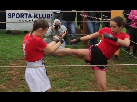 Xena warrior princes in MMA. !!!