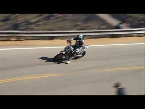 2012 Pikes Peak international hill climb 250 supermoto