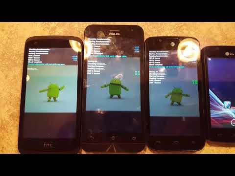 FREE NEW Android SENSOR Testing APP