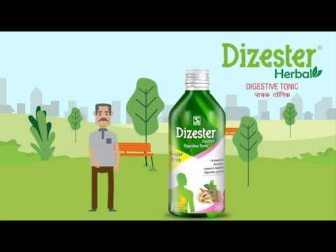 New Product Launch - Dizester Herbal (Digestive Tonic) - Schwabe India