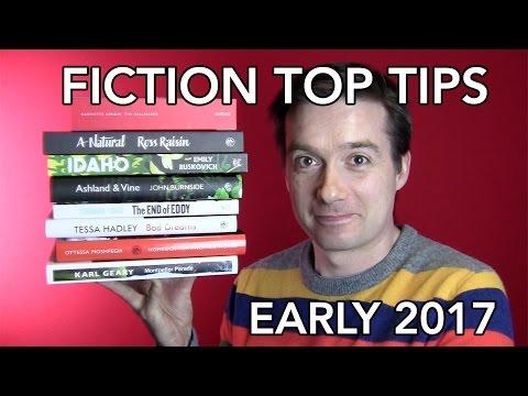 Vintage Vlog: 2017 Fiction Top Tips