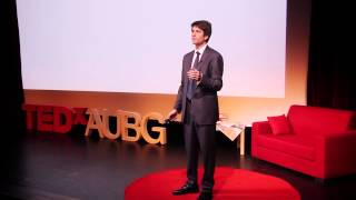 The new age of teaching: Philip Altman at TEDxAUBG 2014