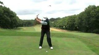 Lee Westwood swing analysis