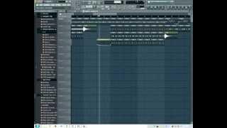 Fl Studio Sidney Samson - Riverside (Afrojack Remix) (DJ Nom4d Remake)