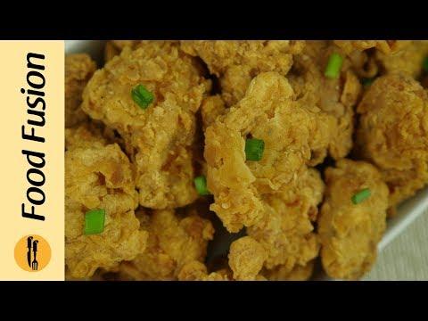 Popcorn Chicken Recipe By Food Fusion