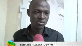 Bernard Nasara of Joy FM