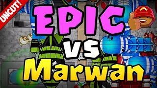 EPIC GAMES vs MARWAN KOUROUCHE