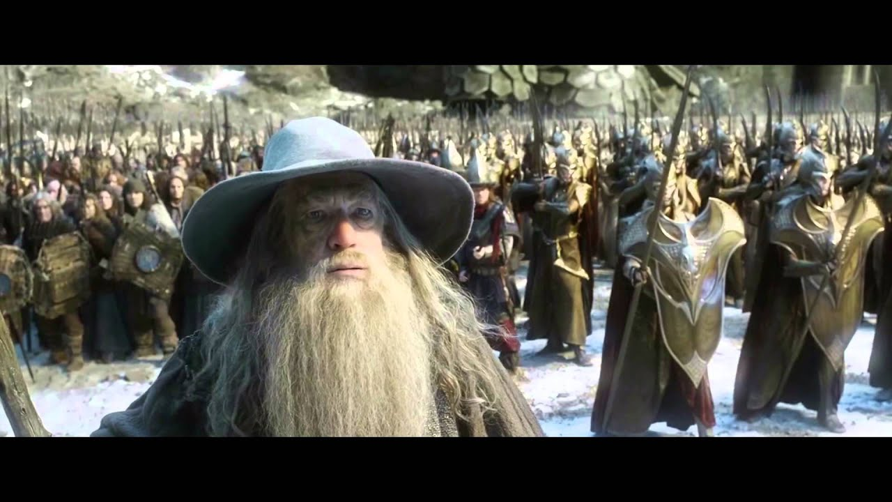 The Hobbit: The Battle of the Five Armies - Extended ...