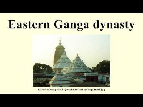 Eastern Ganga dynasty