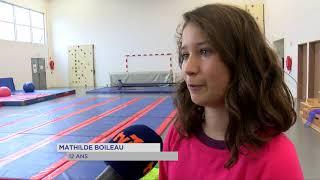Plaisir : les jeunes s'initient au cirque pour les vacances
