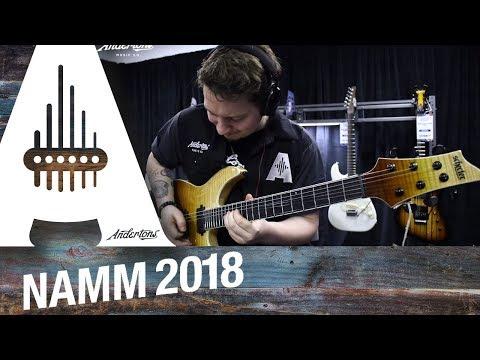 Schecter Guitars - NAMM 2018