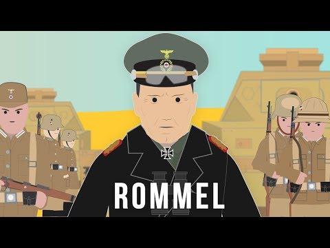Erwin Rommel - The Desert Fox - YouTube