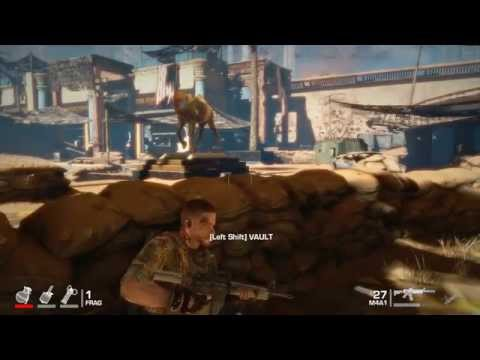"""Spec Ops: The Line (2012) - 04 """"Battle/Gate"""" by Gaming Hoplite"""